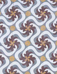 Tile Grouping - Cuban Heritage Design 150 1A
