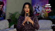 Thikka 1 day to go - Mumaith Khan http://www.idlebrain.com/movietape/thikka-content.html