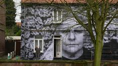 it :: Teatro delle Briciole, Cinema Edison d'essai Agnes Varda, Mount Rushmore, Street Art, Cinema, Mountains, Artwork, Apartments Decorating, Image, Beautiful