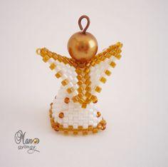 'Mano' gyöngyékszer tervező kézműves ékszerei: Karácsonyi készülődés