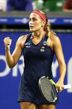 @WTA  Comeback complete!   @MonicaAce93 knocks out 2013 champion Kvitova 1-6, 6-4, 6-4!  First into @TorayPPO Quarterfinals!
