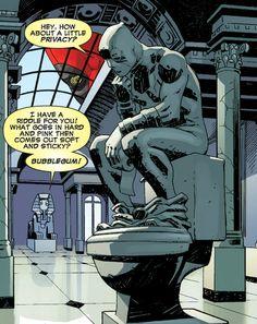 Deadpool V4 #9