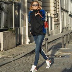 """Olivia Palermo on Twitter: """"Sometimes street style is all in the details https://t.co/TM3bBPoKWX https://t.co/uoXUKGAxJ6"""""""