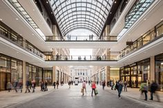 Mall of Berlin - Einkaufserlebnis am Leipziger Platz in Berlin Mitte | Start