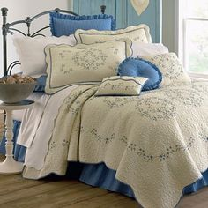 Brookfield Quilted Bedspread - jcpenney