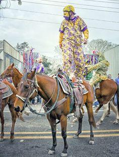 Favorite Unexpected Cultural Find: Cajun Mardi Gras | Favorite Things 2013