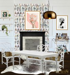 Swoon Worthy Dining Room Design Main