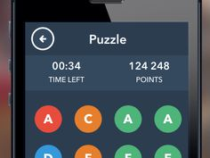 New Puzzle game by Peter Rosdahl