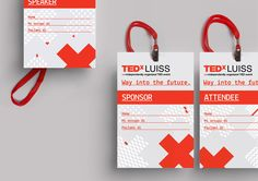 TEDxLUISS on Behance