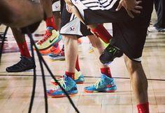 "newest 23508 09f8d Nike Hyperdunk 2012 – David Lee ""Area 72″ All-Star PE"