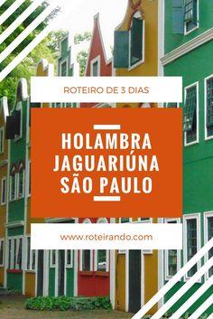 3 dias para descansar em Jaguariúna, passear em Holambra e terminar em Sampa! - Roteirando