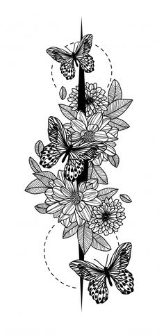 Tatuagem arte borboleta desenho preto e . Mini Tattoos, Small Tattoos, Cute Tats, Caricature Drawing, Wallpaper Iphone Cute, Upcycled Crafts, Beautiful Tattoos, Tattoo Inspiration, Line Art