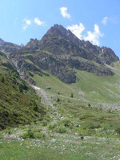 Parco nazionale Gran Paradiso.(Valle d'Aosta) - Da Eaux Rousses a Orvieilles, Valsavarenche