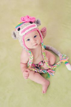 couldn't help myself. so effin' cute I could die! ALMOST makes me want a little girl. *squee*