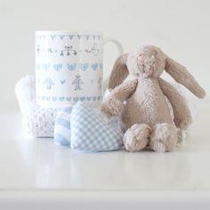 Royal Baby Mug - Blue http://www.sophieallport.com/mug-royal-baby/p441