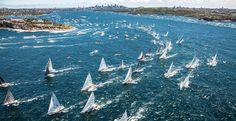 Sydney to Hobart Yacht Race - The Sydney to Hobart Yacht Race is an annual event hosted by the Cruising Yacht Club of Australia, starting in Sydney, New South Wales on Boxing Day and finishing in Hobart, Tasmania.