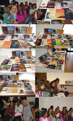 Entrega dos livros de JackMichel, que foram doados e participaram do I Salão do Livro de Portugal - Lisboa 2016 Fotos
