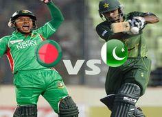 Bangladesh vs Pakistan ODI,T20 & Test 2015
