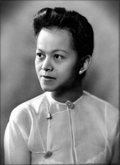 Princess Mi Mi Khaing of Kengtung (1916 – 15 March 1990) was a Burmese scholar and writer who authored numerous books and articles on life in Burma during the 20th century. She is notable as one of the first women to write in English about Burmese culture and traditions. Born of Mon ancestry,She grew up during the British colonial rule of Burma and was educated in British schools.She attended St. John's Convent School.She married Prince Saimong of Kengtung in Shan State.