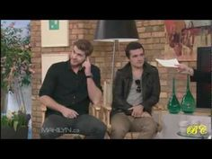 Josh Hutcherson - Funny Moments (Part 2) Oh my goodness I love him.