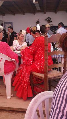 Pela partilha de culturas   de visita ao Rocio