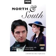 {North & South by Elizabeth Gaskell...one of my top 5 favorite movies. I really need to read this book!}