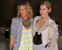 Heidi Middleton & Sarah-Jane Clarke of Sass & Bide