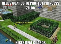 Because, what use are guards if they're actually effective?