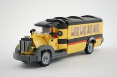 Lego Oldtimer Bus | szász | Flickr