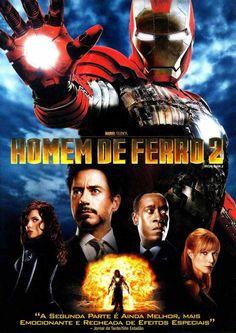 Homem de Ferro 2 AC-AVFI (2010) 2 H 04 Min Título Original: Iron Man 2 Assisti - MN 9/10 (No Pin it)