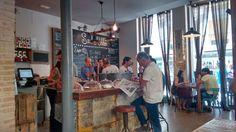 Barra del Soul Kitchen de Avila