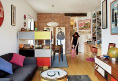 Small Spaces, Big Ideas at Dwell on Design NY   Dwell