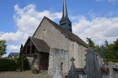 Eglise Saint-Martin te Neaufles-Saint-Martin (Eure 27)