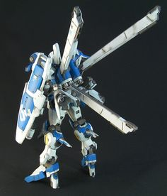 "Build and Shoot: RX-78GP04G GUNDAM ""GERBERA"": CUSTOM BUILD"