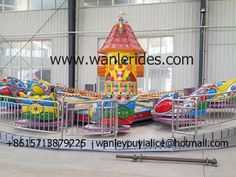 Carousels horse manufacture: Hot sale theme park rides spin car rides for sale