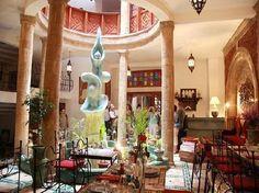 Voyage pas cher Maroc Go Voyages au Riad Al Khansaa prix promo séjour Go Voyage à partir 299,00 € TTC 8J/7N.