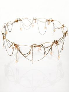 Beautiful new Free People hair crowns at