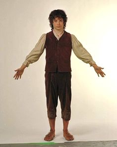 Jeremiah Baggins, Erica Baggins's 1 year older brother, Frodo Baggins's other distant cousin