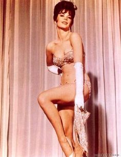 Natalie Wood, in my favourite movie of all time - Gypsy