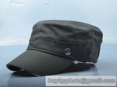 Volcom Military Cap Flat-Topped Cap Outdoor Mens Green Cap Student Hat Lady Hat