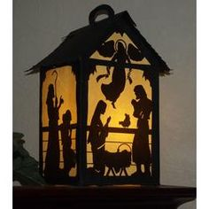 Nativity Paper Lantern for...