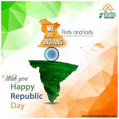 Wish you 🇮🇳️ HAPPY REPUBLIC DAY 🇮🇳️ FORMS Builders St.Mary's Square, Nellikunnu Thrissur, Kerala, India - 680005 Mobile 📞 : +91 98470 33379 Email : formsbuilders@gmail.com 🌐www.formsbuilders.com #69thRepublicDayofIndia #HappyRepublicDay #India  #ongoingvillaprojectsinthrissur #ongoingvillaprojectsintrichur #topbuildersinthrissur #topbuildersintrichur #developersintrichur #trichurvillas #ultramodernvillasatthrissur #ultramodernvillasattrichur #premiumbuilderinthrissur