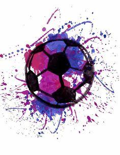 Sport Drawing Ideas Soccer Ball Ideas Basketball makes their method towards the Art Football, Sports Football, Football Girls, Sports Art, Super Football, Girls Soccer, Soccer Pro, Soccer Players, Soccer News