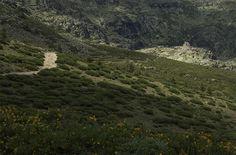 Madrid y sus alrededores. Refugio de Zabala en la Sierra de Guadarrama.   D-SLR sin ajustes.