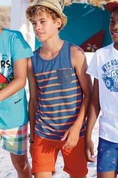 M2a Jeans Spring Summer 2014 Teen Boy Lookbook