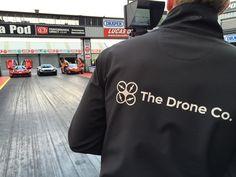 Behind the scenes snap from @santapodraceway today with @supercar_driver and the Holy Trinity @timcrawford @riadarianemedia @charliebrose @andytcmedia @autoglymuk #TheDroneCompany #SantaPod #HolyTrinity #Drone #Drones #SCDTV #McLaren #P1 #Ferrari #LaFerrari #Porsche #918 #Hypercar #DJI #S900 #Panasonic GH4 #4K