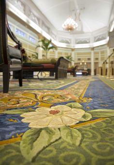 Disney's Port Orleans Resort – Riverside, New Lobby Where we stayed on our honeymoon
