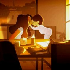 Pascal Campion is a French-American illustrator and animator who created the lovely illustrations of Happy family. Pascal Campion, Family Illustration, Illustration Art, Illustrations, Mothers Love, Mother And Child, American Artists, Baby Love, Art Drawings