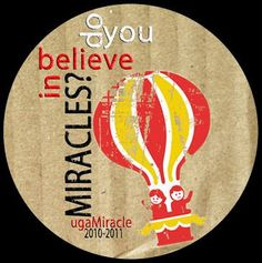 do you believe in MIRACLES?  Philanthropy I am a passionate about at UGA!