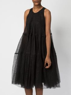 Shop designer Cocktail & Party Dresses at Farfetch. Designer Party Dresses, Designer Cocktail Dress, Sheer Dress, Tulle Dress, Cocktail Dresses Online, Tiered Dress, Maternity Fashion, Chic Outfits, Fashion Boutique